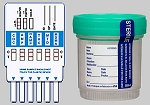 12 Panel Drug Test with Urine Specimen Cup